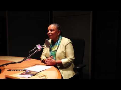 """Christiane Taubira: """"Des mots contre les femmes"""""""