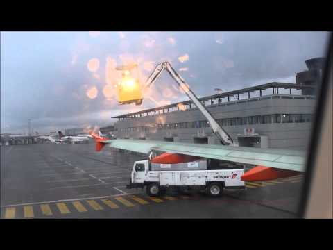 Easyjet A320 at Airport Geneve To Lisbon Directed By GilsonProTV