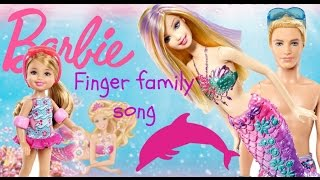 Barbie Swimming Pool Party Finger family Song Orbeez Disney Princess Frozen and More