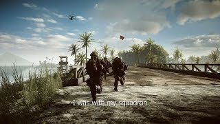 Only In Battlefield 4: How to Outrun a Boat