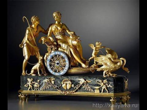 Алла Пугачёва: Старинные часы. Слайд - шоу.