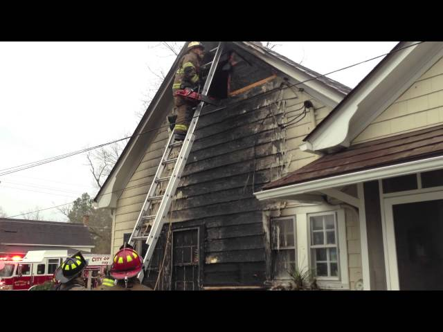 Suspicious Fire on East Wyche Street in Whiteville | The News Reporter