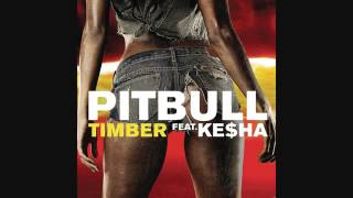 "Pitbull ""timber"" kesha"