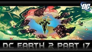 ความหวังอันแสนริบหรี่ Earth 2 Part 17 - Comic World Daily