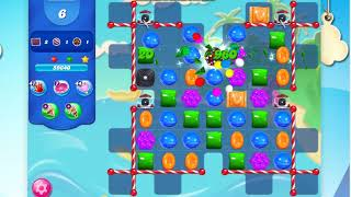 Candy Crush Saga Level 3642 -15 Moves- No Boosters