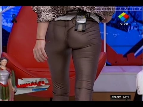 Nicole Neumann Pantalones Ajustados thumbnail