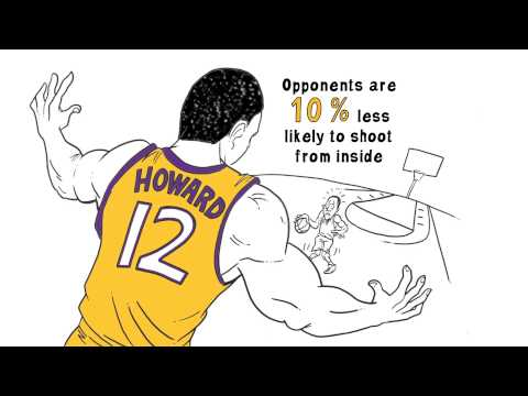 "ESPN ""Numbers Never Lie"" MIT Edition: Kirk Goldsberry & The Dwight Howard Effect - 321 FastDraw"