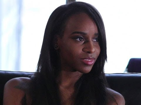 Angel Haze Interview 2013 : I Don't like rap music that much nowadays...