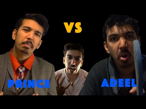 Prince Vs. Adeel (Warning PG-18, Explicit Language) thumbnail