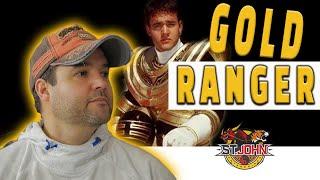 My Return As Jason Lee Scott: Gold Zeo Ranger - AUSTIN ST. JOHN: THE RED RANGER