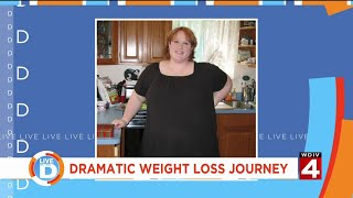 Live in the D: Dramatic weight loss journey