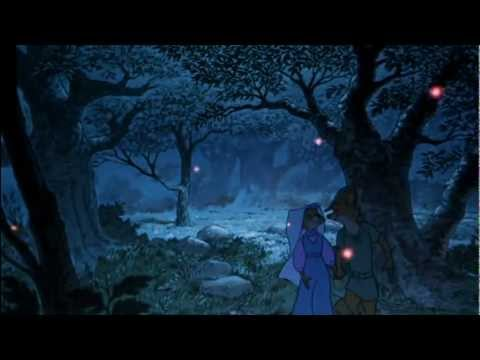 Robin Hood Cartoon (bittersweet Symphony) video