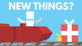 Why Do We Like New Things?
