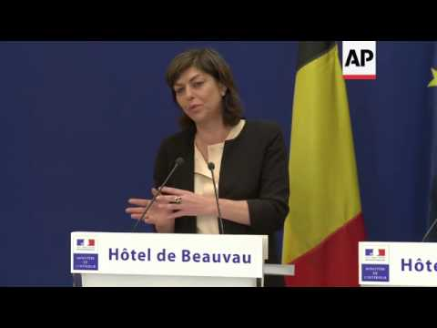 Belgian and French ministers say shootings highlight risk of Europeans going to fight in Syria
