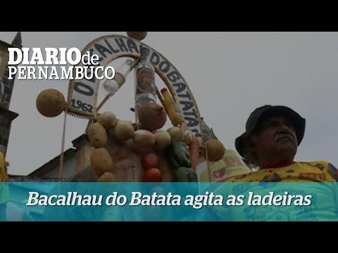 Carnaval 2015: h� 53 anos, o Bacalhau do Batata n�o deixa a folia acabar