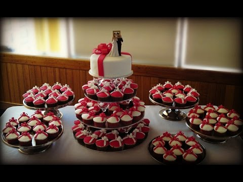 Сказочная свадьба Выставка тортов