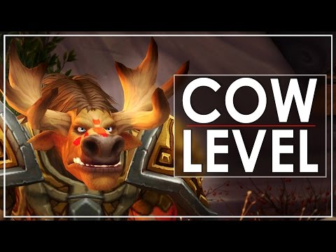 Blizzard Have Added a Cow Level to World of Warcraft - Diablo Anniversary Event