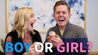 HUSBAND SURPRISES WIFE WITH GENDER REVEAL! BOY OR GIRL?! | Ellie And Jared