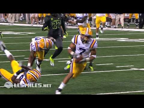 Tyrann Mathieu LSU Sophomore Year Highlight [2011]
