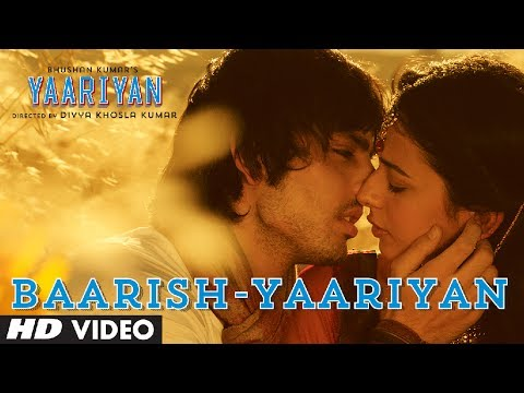 Baarish Yaariyan Full Song (official) | Himansh Kohli, Rakul Preet | Movie Releasing:10 Jan 2014 video