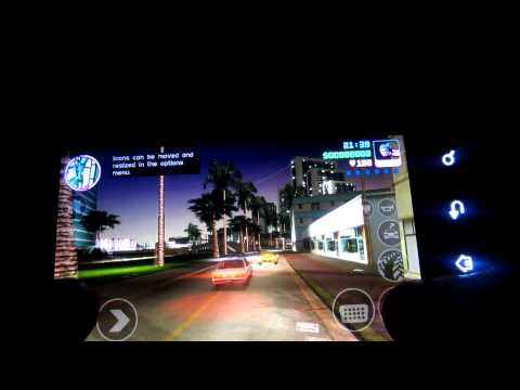 GTA Vice City on LG Optimus 2X