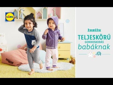 Baba-mama ruházat 10.21-től | Lidl