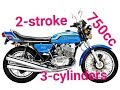 The Biggest 2 Stroke Motorcycles !!!