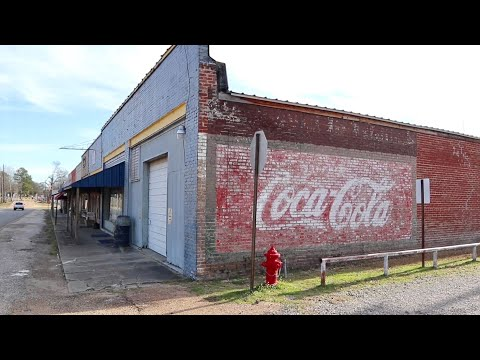 Finding The Best Small Town Relics of Southern Arkansas - Road Trip Day Five / 9 States In 9 Days