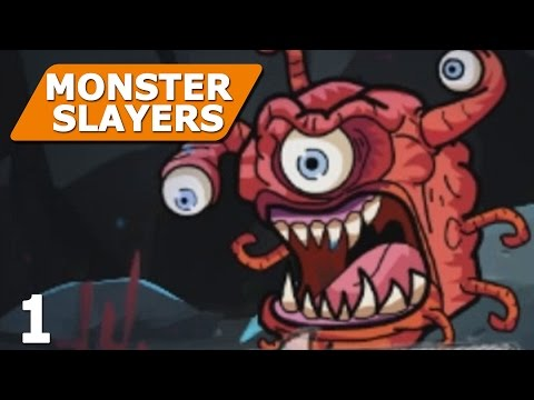 Monster Slayers Part 1 - Fancy Hamburger - Let's Play Monster Slayers Steam Gameplay Review