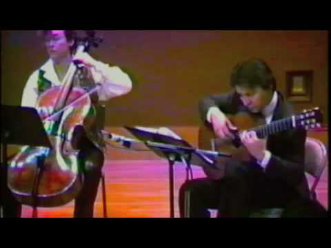 Robert Wetzel&Grossmont String Trio - Francois de Fossa - Quartet No. 3 - Allegro agitato&Lento