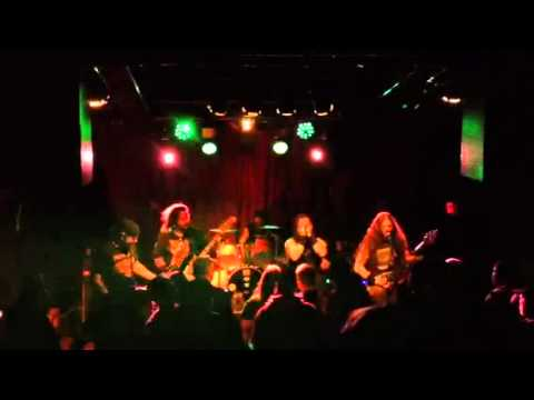 Ringworm at the Foundry 10/19/13