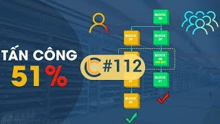 #112 Tấn công 51% - Sự thật là như thế nào?