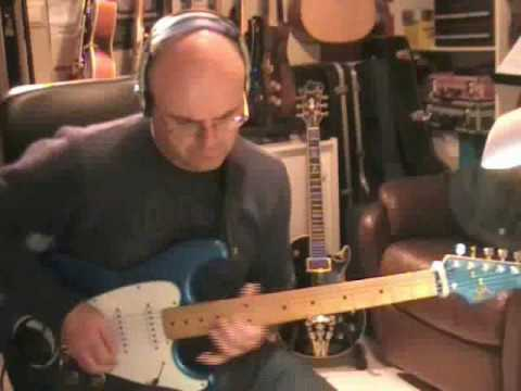Toccata in D minor (Bach)-Ketil Strand-Roland GR-100/G-505 electric guitar