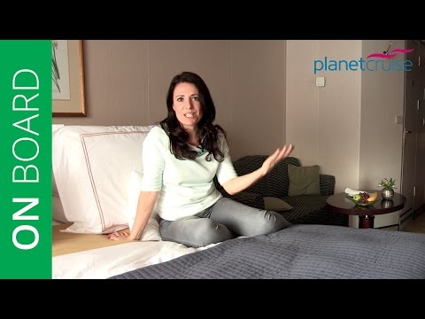 Azamara Journey - Accommodation with Jemma Forte | Planet Cruise