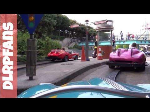 Disneyland Paris Autopia Onride