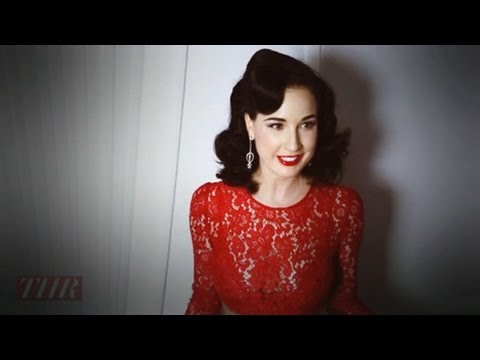 Live From Cannes: Dita Von Teese on the Fest Experience