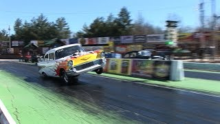 Drag Racing Test-n-Tune - ORP Opening Day
