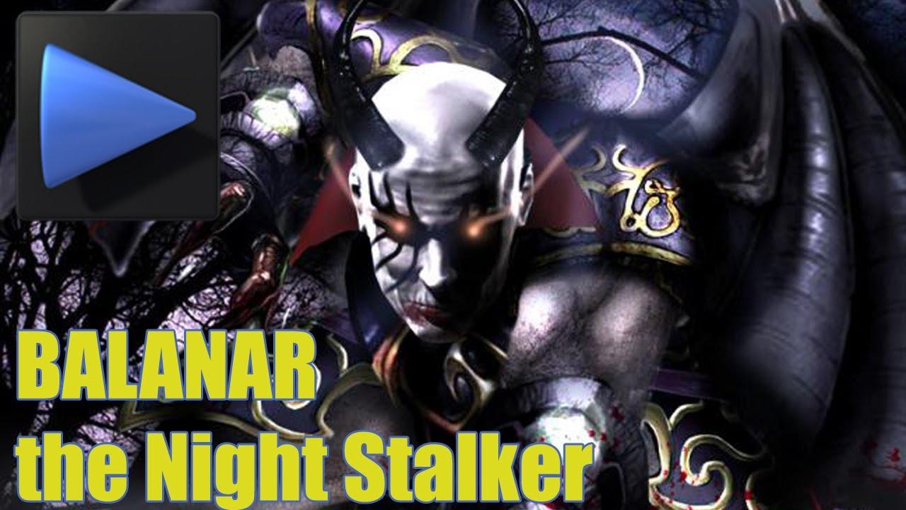 Balanar Night Stalker Item