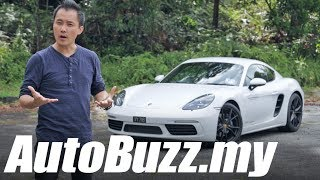 Porsche 718 Cayman 2.0 Turbo review - AutoBuzz.my