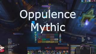 [WoW] Linear vs Opulence Mythic   Restoration Shaman PoV