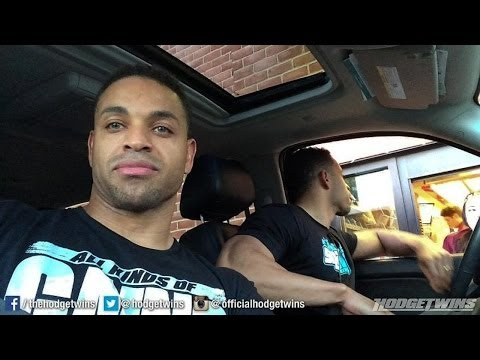 Bodybuilding Meal Example Chic-Fil-A @hodgetwins
