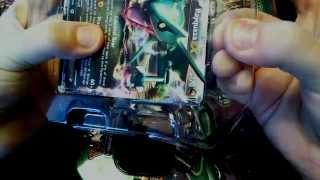 Pokemon TCG Rayquaza EX Tin Opening 1