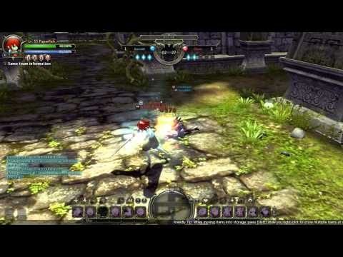 DNSEA Elestra vs Gladiator 1v1 pvp