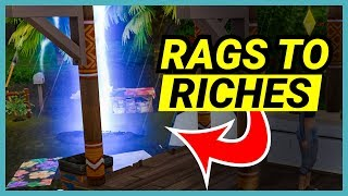 The Shocking things that happen at Kava parties - 🌴 Rags to Riches (Part 7)