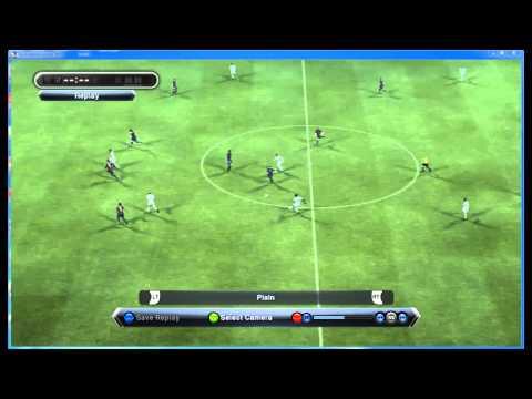 Gol Cantik Ronaldo Ke Gawang Valdes video