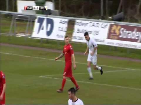Llanelli 0-2 Afan Lido