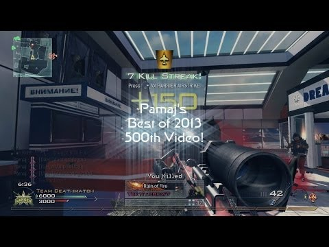 Pamaj - Best Of 2013 Montage - 500th Video!
