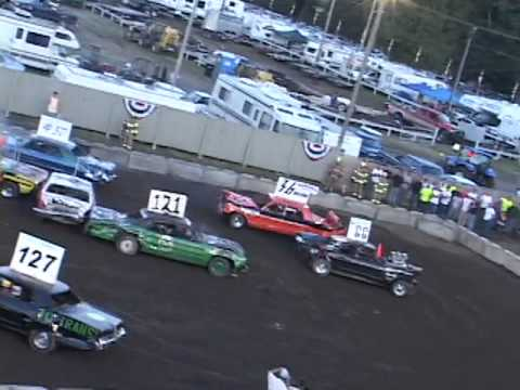 2008 Lynden Washington Demo Derby