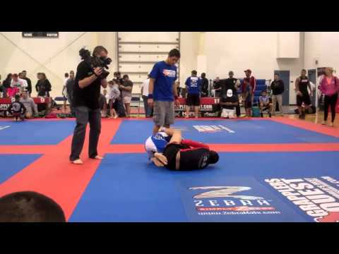 Florida No Gi 2012 final match Grapplers Quest - Jean-Paul Lebosnoyani