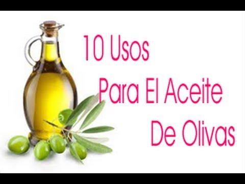 10 Usos para el aceite de olivas